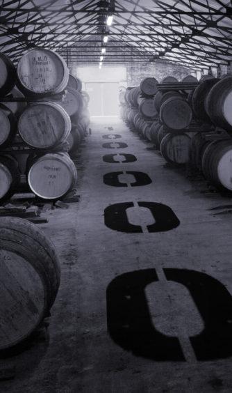 Barrels.