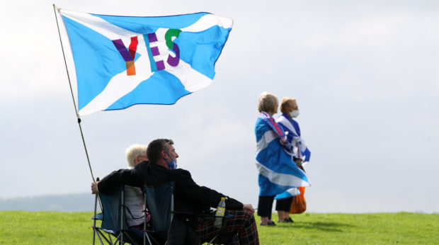 Support for independence has recently surged.