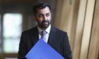 Humza Yousaf MSP Justice Secretary