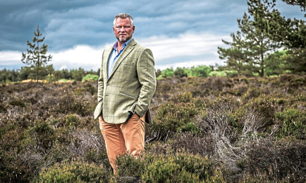 Christian Nissen of Highland Game has secured significant supermarket contracts.