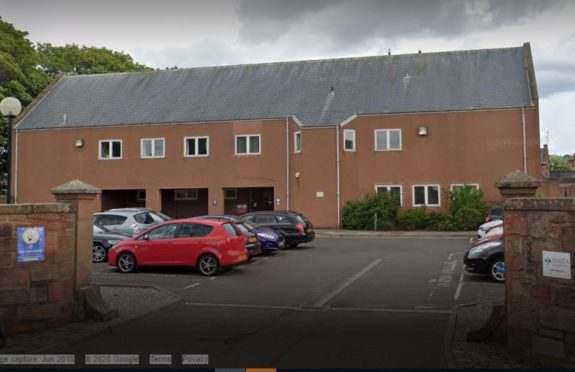 Abbey Health centre, Arbroath (stock image).