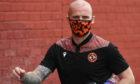 Dundee Utd's Mark Connolly.
