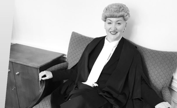 Claire Mitchell QC.