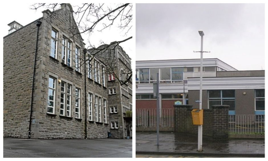 Dens Road Primary School, Dundee.