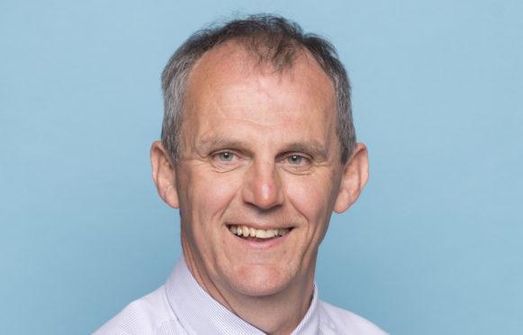 Conservative Councillor David Illingworth.