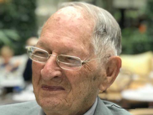 Dr John Ferguson.