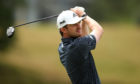 Fife's Connor Syme pictured at last month's ISPS Handa Wales Open.