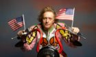 Grayson Perry's Big American Road Trip.