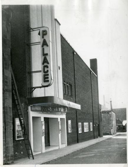 Angus cinema
