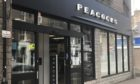 Peacocks store in Castle Street, Forfar has already closed.
