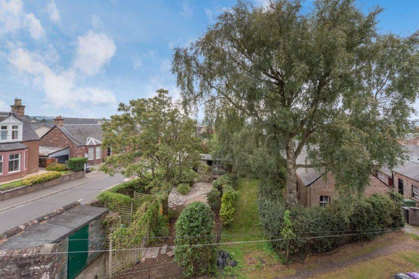 JM Barrie's former home in Strath View, Forfar Road, Kirriemuir is for sale.