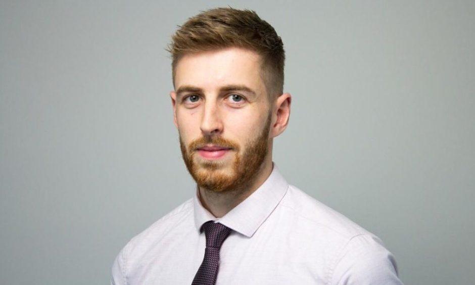 Jamie Gillies, spokesman for the Free to Disagree campaign.