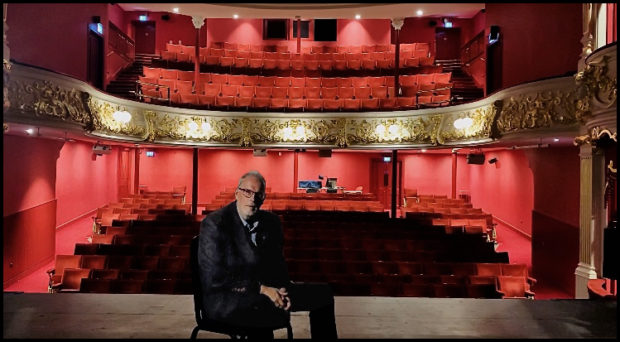 Jim Mackintosh at Perth Theatre