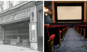 Angus was home to many popular cinemas.