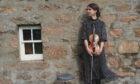 Georgina MacDonell Finlayson. Pic: Alan Finlayson.