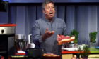 Celebrity chef John Torode pictured at the Taste of Grampian festival in 2019.