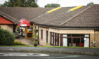 Parkdale Care Home in Auchterarder.