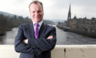 Perth MP, and former Runrig member, Pete Wishart.
