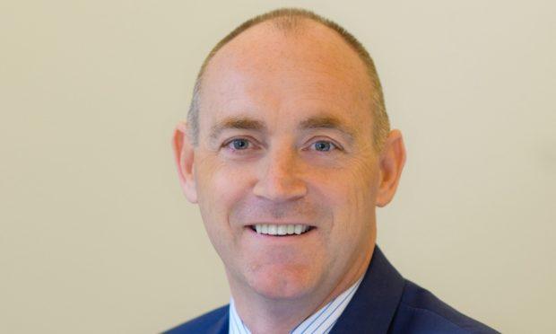 Steven McKnight, principal partner of Aberdeen-based McKnight Associates Wealth Management