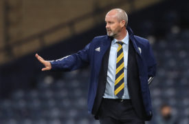Steve Clarke remains positive after Scotland's narrow Nations League victory over second-string Czech Republic side