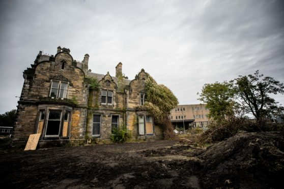 Plans have been lodged to transform the Mansion House into luxury apartments.