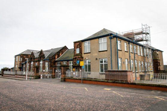 Sinclairtown Primary School.