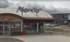 Pizza Hut at Kingsway West Retail Park in Dundee.