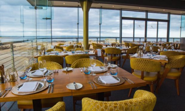 The owner of The Seafood Ristorante in St Andrews says there has to be an element of trust between restaurants and customers.