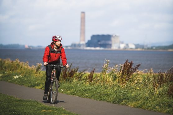 The new challenges take in the sights and sounds around the Inner Forth area.