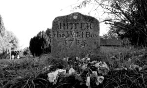 The new book includes stories from graveyards around Britain and Ireland, including sites in Stirling, Lochaber, Inverness and Orkney.