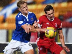 St Johnstone star Ali McCann handed senior Northern Ireland call-up