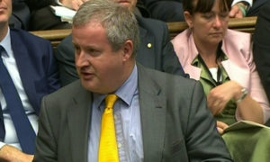 Ross, Skye and Lochaber MP Ian Blackford.