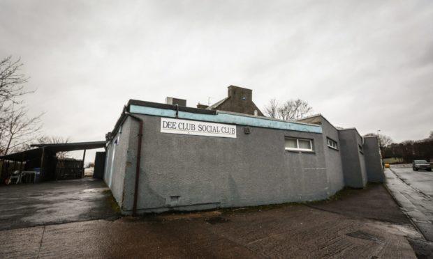The Dee Social Club, Taylor Street, Lochee.