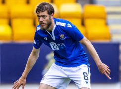Murray Davidson's 'determination' could be just what St Johnstone need ahead of clash with his old club Livingston
