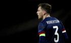 Scotland captain Andy Robertson.