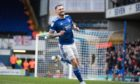 James Norwood in action for Ipswich in January.