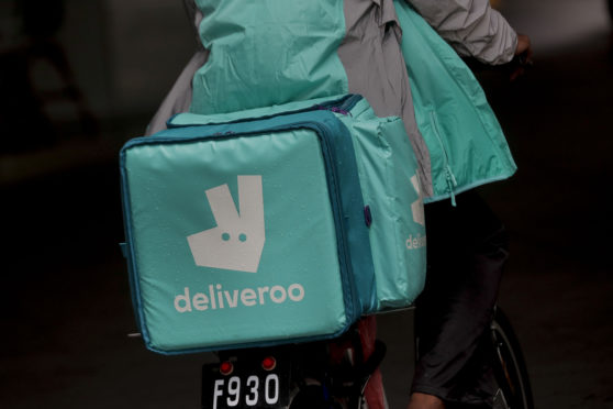 Deliveroo has been operating in Dundee for four years