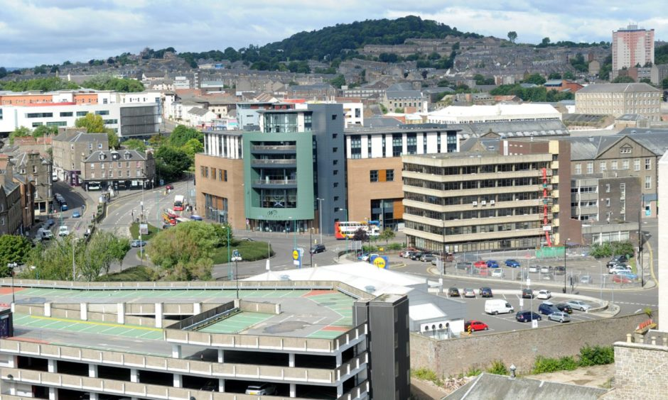 Dundee could be placed under stricter coronavirus restrictions.