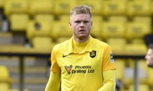 Raith Rovers strengthen their attacking options with the loan signing of Livingston striker Lars Lokotsch