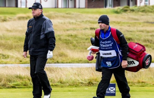 Paul Lawrie's last tournament on the European Tour.