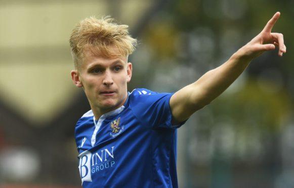 Ali McCann is staying focused on European football with St Johnstone.