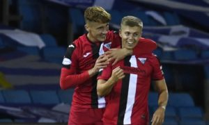First league goal 'big moment' for Hibs loan kid Fraser Murray to spark Dunfermline comeback at Raith