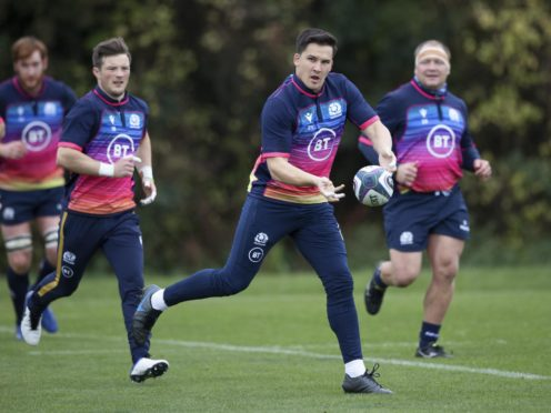Sam Johnson is one of five Glasgow players released from Scotland camp.