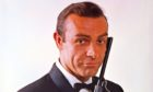 Sean Connery as James Bond in 1963 film From Russia With Love.