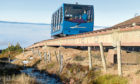 The Cairngorm Funicular Railway.