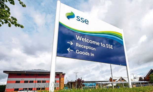 The Perth HQ of SSE.