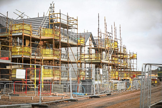 Construction firms face fierce competition for work.