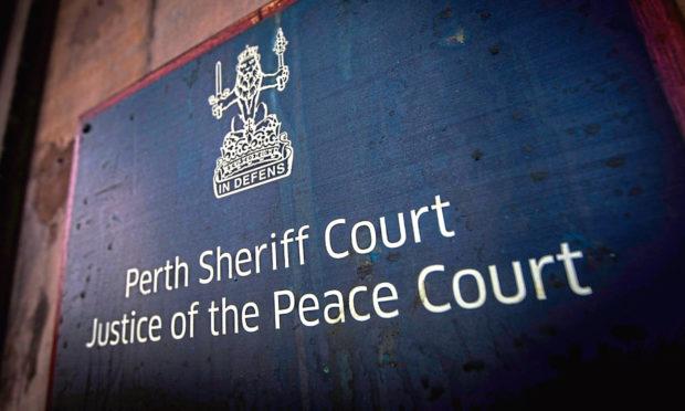 STOCK PERTH SHERIFF COURT