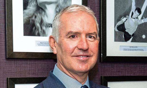 Alan Gordon, senior partner, DM Hall.