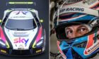 Jenson Button is to make a one-off appearance in the Silverstone 500 finale of the 2020 British GT Championship.  Pic: British GT.